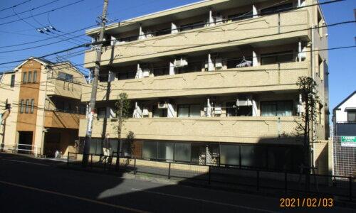 メゾン・ド・ローザス 3階部分(303号室)