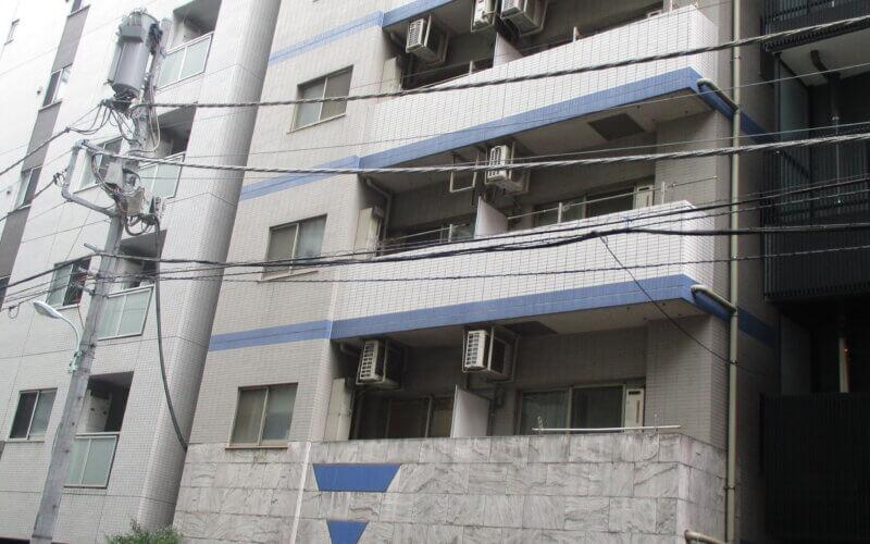 日本橋三越前アムフラット 7階部分 (702号室)